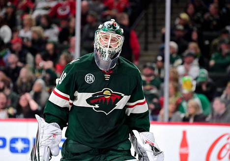 Devan Dubnyk toimii Minnesotan edustajana NHL:n pelaajakomissiossa.