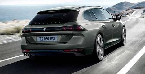 Uusi Peugeot 508 SW valmistetaan PSA Groupen Mulhousen-tehtailla Ranskassa.
