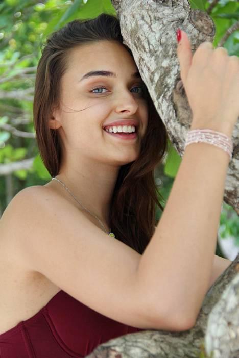 24-vuotias malli voitti Miss Ukraina -kisan vuonna 2018.