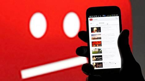 Googe käyttää myös Youtube-katselua mainosten kohdentamiseen.