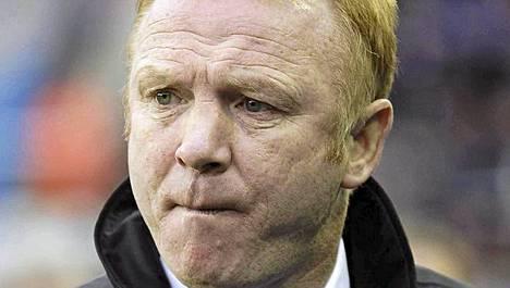 Alex McLeishia on viety spekulaatioissa Aston Villan peräsimeen.