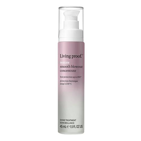 Living Proof Restore Smooth Blowout Concentrate -seerumi, 28 € / 45 ml.