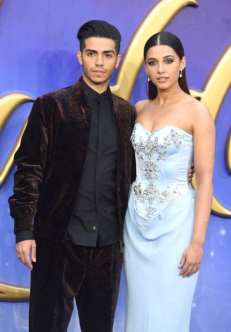 Mena Massoudin vastanäyttelijä Naomi Scott nappasi roolin odotetusta Charlien enkelit -elokuvasta, joka saa ensi-iltansa tammikuussa.