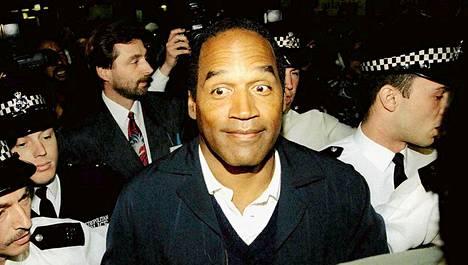 O.J. vuonna 1996.