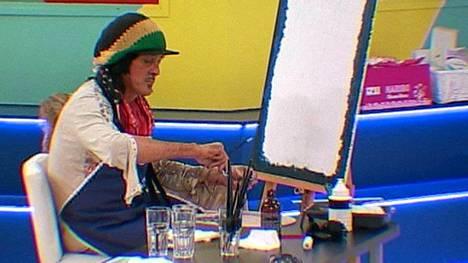 Andy McCoy yllätti osallistumalla Big Brotheriin.
