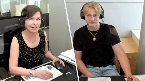 Asta Koskela ja Kasper Hornborg kokevat puhelinmyynnin vapaaksi ja motivoivaksi. Taitavana sillä pääsee myös kelvollisiin tuloihin.