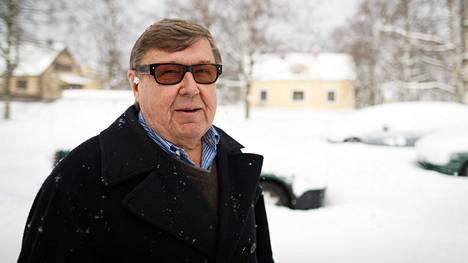 Rallilegenda Timo Salonen pisti asumisjärjestelyjään uusiksi.