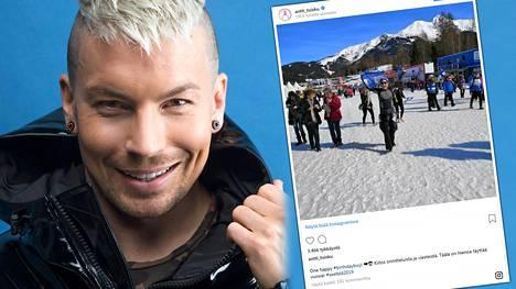 Antti Tuisku on kertonut palaavansa takaisin Suomeen.