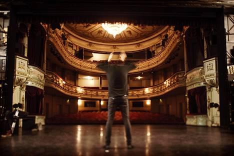 Aleksanterin teatteri on suosittu paikka kummitusbongarien keskuudessa.