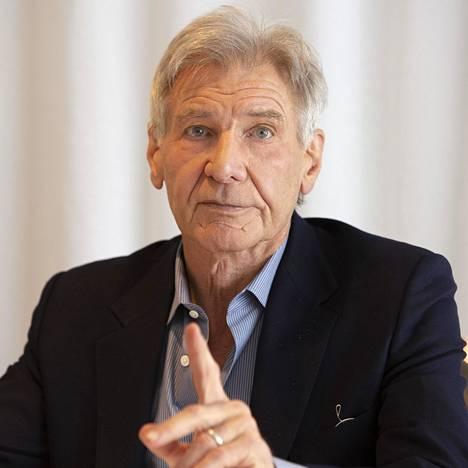 Harrison Ford täytti viime heinäkuussa 78 vuotta.