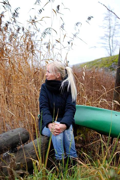 Johanna Kare toivoo kuviensa puhuttelevan ihmisiä.