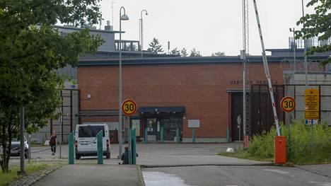 Vantaan vankila arkistokuvassa.