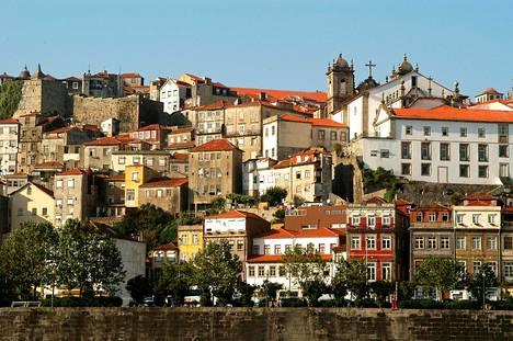Porton historiallinen alue on Unescon maailmanperintölistalla.