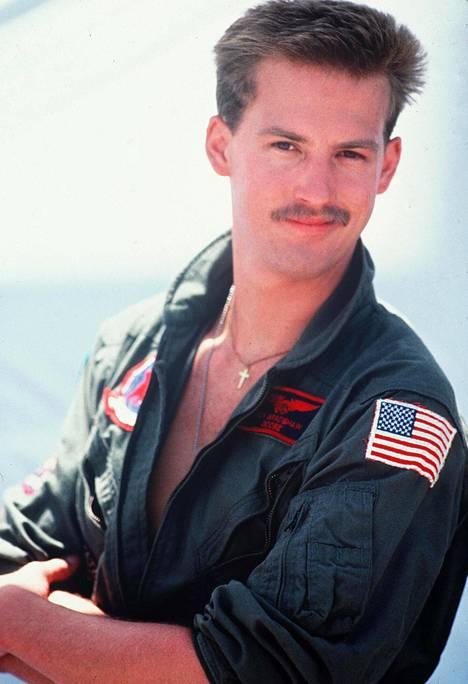 Anthony Edwards Top Gunissa.