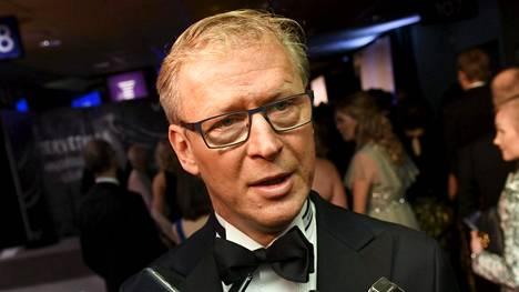 Markku Kanerva on Vuoden valmentaja.