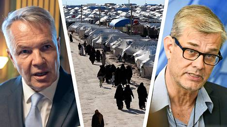 Ulkoministeri Pekka Haavisto (vas.) yritti painostaa ulkoministeriön konsulipäällikköä Pasi Tuomista tuomaan Syyrian al-Holin pakolaisleirin lapset Suomeen konsulikyydillä.