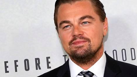 Näyttelijä Leonardo DiCaprio löysi uuden rakkauden elämäänsä.