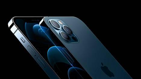Järeimmässä uudessa iPhonessa on 3 kameraa.
