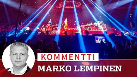 Yksittäisen bändin kiertuehenkilökuntaan saattaa kuulua kymmenisenkin henkilöä, roudareista ja miksaajista alkaen. Jos keikkoja ei ole, millä he ja heidän perheensä elävät, kysyy toimittaja Marko Lempinen.