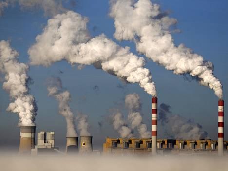 Euroopan suurin hiilivoimala sijaitsee Bełchatówissa Puolassa. Puola on suuri hiilen tuottaja ja kuluttaja.