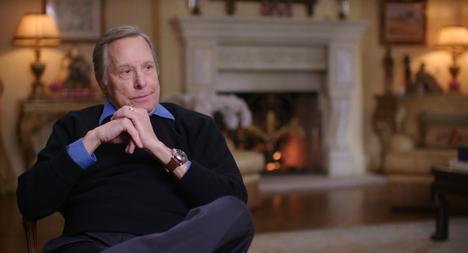 Ohjaaja William Friedkin muistelee Manaajan kuvauksia dokumentissa Leap of Faith.