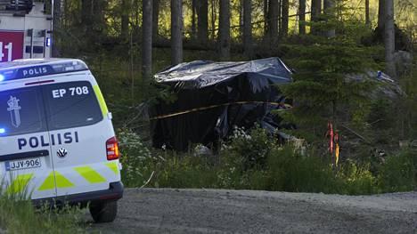 Poliisi aloitti esitutkinnan SM-rallissa kuolemaan johtaneesta onnettomuudesta
