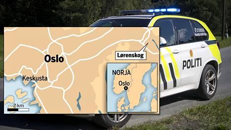 Norjan poliisi epäilee perheen äitiä lastensa surmaamisesta.