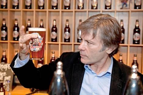 """– Pidän suomalaisesta oluesta, Trooper-oluen """"isä"""" myöntää."""