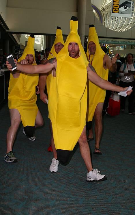 Banaaneja.