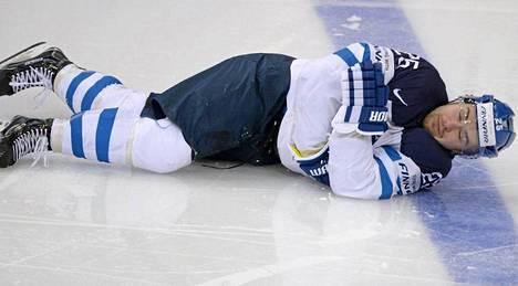 Pekka Jormakka makasi jäällä tajuttomana neljä minuuttia.
