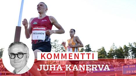 Kolumni: Harjulla ollaan perinnetietoisia – kymppitonnilla juostiin lähellä Paavo Nurmen ennätysvauhtia