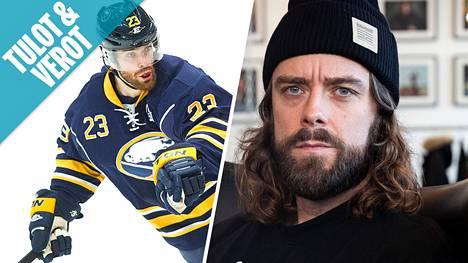 Entinen NHL-kiekkoilija Ville Leino pyörittää nyt vaatealan yritystä.