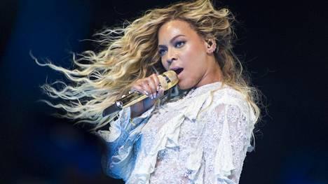 Artisti Beyoncé sai laittaa kaulaansa uskomattoman arvokkaan timanttikorun.