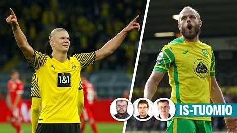 Ilta-Sanomien raati perkaa Euroopan jalkapallokenttien puheenaiheet.