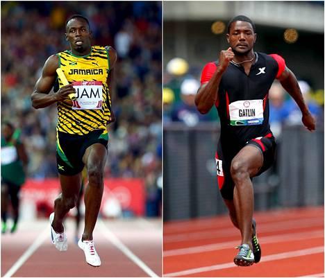 Usain Bolt vai Justin Gatlin? Vai joku muu? Kuka on maailman nopein?