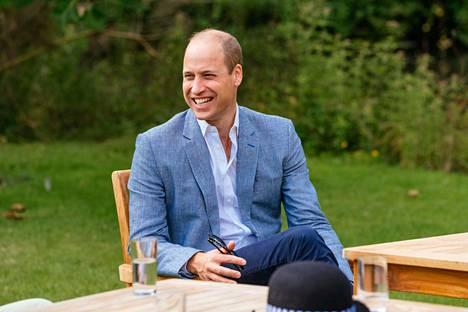 Prinssi William oli huolissaan veljensä suhteen nopeasta etenemisestä.