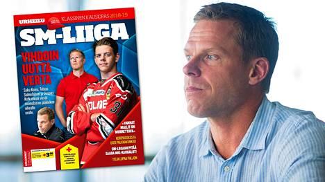 Saku Koivu on huolissaan nuorten suomalaispelaajien harjoittelusta.