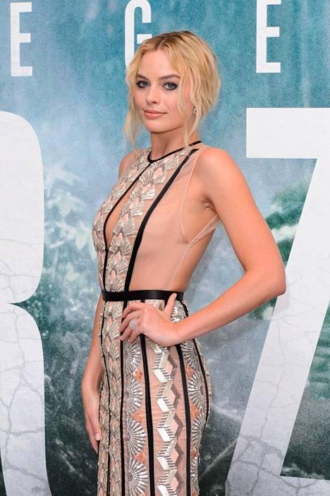 Margot Robbie nähdään sekä tuoreessa Tarzanin legenda -elokuvassa että Suicide Squadissa.