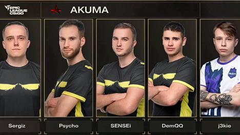 Akuma-joukkueesta on riittänyt puhetta viimeiset kaksi viikkoa Counter-Strike-piireissä.
