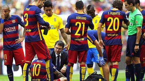 Ricard Prunalla ja hänen tiimillään on ollut iso rooli Barcelonan huikean menestyksen taustalla.