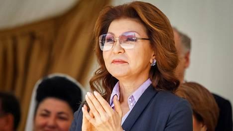 Dariga Nazarbajeva on Kazakstanin pitkäaikaisen presidentin tytär.