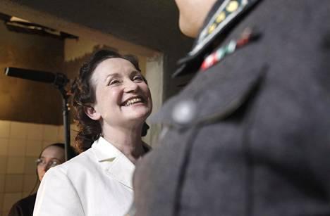 Vuonna 2009 Donnerilta ilmestyi elokuva Kuulustelu, jossa näytteli muun muassa Rea Mauranen.