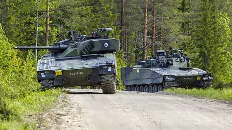 Puolustusvoimat järjesti kesäkuussa isot sotaharjoitukset Pohjois-Karjalassa.