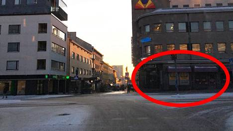 Onni-pub sijaitsee Jyväskylän keskustassa.