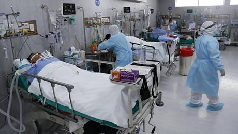 Perun terveydenhuolto on pahasti ylikuormittunut.