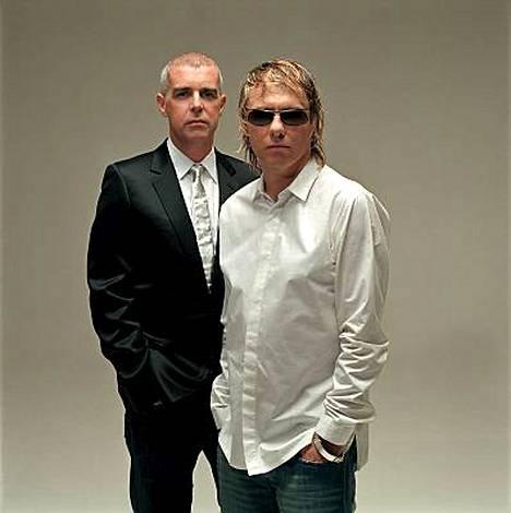 Pet Shop Boys suunnittelee megaluokan esitystä Brit Awardseihin.