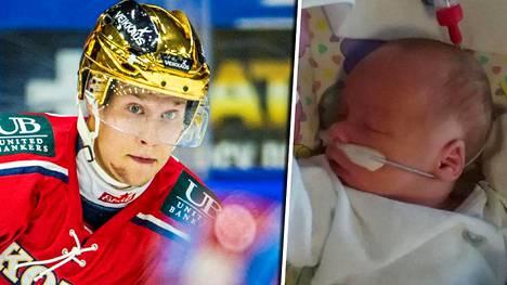 Täpärästi pelastunut Jasse on nimetty HIFK:n pelaajan Jasse Ikosen mukaan.
