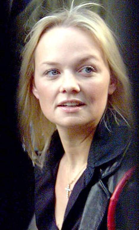 Emma Bunton ei pärjännyt Tanssii tähtien -kanssa ohjelmassa.