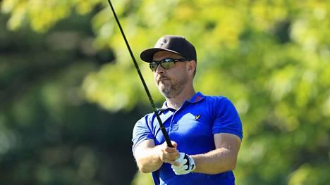 Mikko Korhosella erinomainen startti PGA-mestaruuskilpailussa