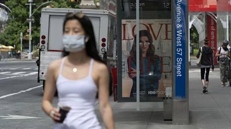 Yhdysvalloissa on toistaiseksi todettu lähes 1,7 miljoonaa koronavirustartuntaa.